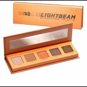 Urban Decay Light Beam 5-Color Eyeshadow NWT